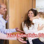 Visa đài loan thăm thân nhân