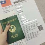 Visa đài loan điện tử